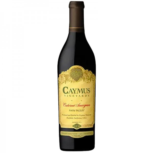 318.Caymus Vineyards Cabernet Sauvignon, Napa Valley, Usa - Gusto Ristobar